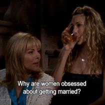 De ce sunt femeile obsedate să se mărite?